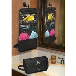 Personalized Jet-Setter Hanging Toiletry Bag