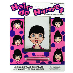 Hair-Do Harriet Magnetic Drawing Kit