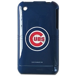 Chicago Cubs MLB iPhone 3G/3Gs Hard Plastic Case