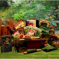 A Gardener's Harvest Planter Box