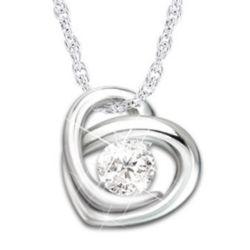 Daughter Precious As A Diamond Pendant Necklace