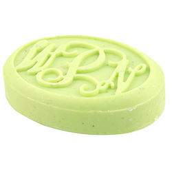 Tropical Breeze Personalized Carved Soap
