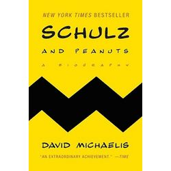 Schulz and Peanuts: A Biography Book