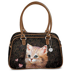 Women's Paws-itively Loveable Handbag