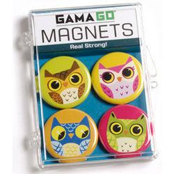 Owl Magnet Set