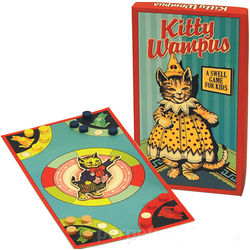 Kitty Wampus Board Game