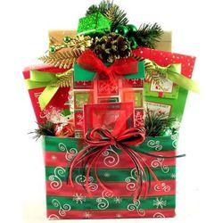 Deck The Halls Christmas Gift Tote
