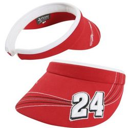 Jeff Gordon #24 Ladies Draft Visor