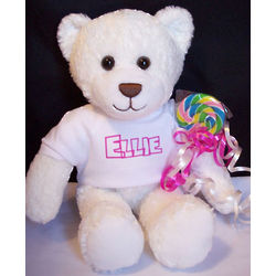 My Name Personalized Teddy Bear