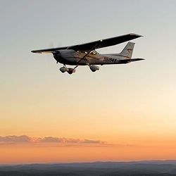 Scenic Flight Tour Over the Twin Cities for 1
