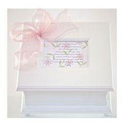 Pink Memory Box for Baby