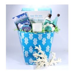 The Relaxer Gift Basket