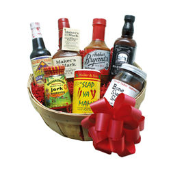 Grill Master Gift Basket