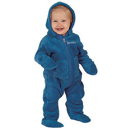 Hoodie-Footie for Infants
