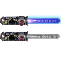 M & M Star Wars Lightsaber in Blue