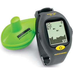 Fish Finding Watch