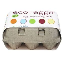 Eco Eggs Easter Egg Coloring Kit
