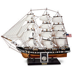 The USS Constitution Commemorative Ship and 1794 US Dollar