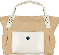 Personalized Canvas Sunday Tote