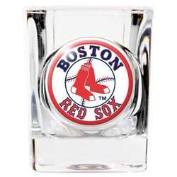 Boston Red Sox Shot Glass