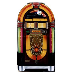 Wurlitzer Jukebox Cutout