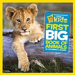 National Geographic Little Kids Big Book of Animals