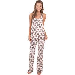 Groovy Hearts Tank Pajamas