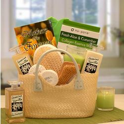 Mothers Are Forever Spa Gift Tote