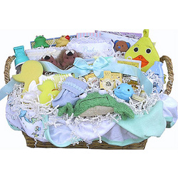 The Everything Bath Time Gift Basket