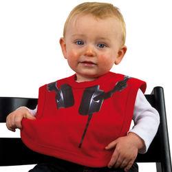 Baby DJ Mix Master Bib