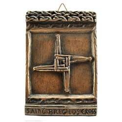 St Brigid's Cross Wall Hanging