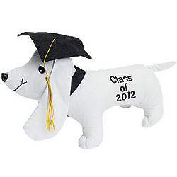 Class of 2012 Autograph Dog