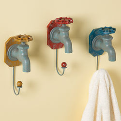 Faucet Wall Hooks