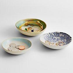 Nested Ceramic Ring Holder