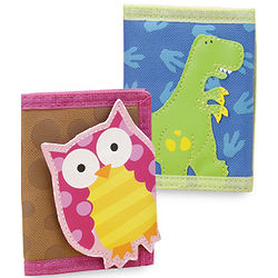 Owl or Dino Wallet
