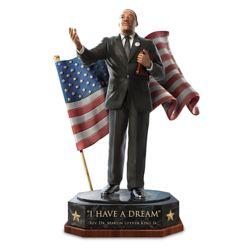 Dr. Martin Luther King, Jr I Have a Dream Talking Sculpture
