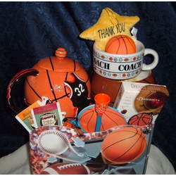 Petite Basketball Lovers Gift Basket Findgift Com