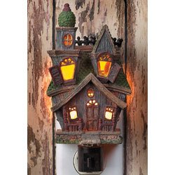 Haunted House Night Light