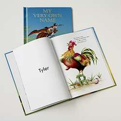 Personalized Animal Storybook