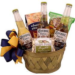 Tres Corona Classic Gift Basket