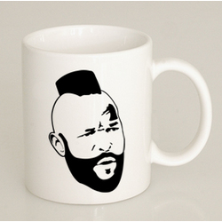 Mr. T Coffee Mug