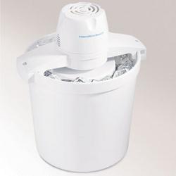 4 Quart Bucket Ice Cream Maker