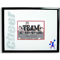 Cheer Autograph Frame