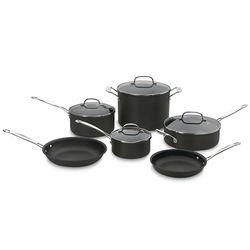 Cuisinart Chef's Classic Hard-Anodized Cookware Set
