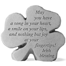 May You Have Shamrock Stone