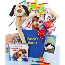 Kid's Puppy Love Gift Bag