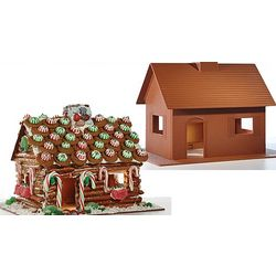 The Candy Cottage Gingerbread House Kit