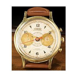 Round Aureolu Desk Timepiece