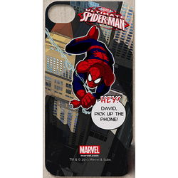 Personalized Spiderman iPhone Case Insert