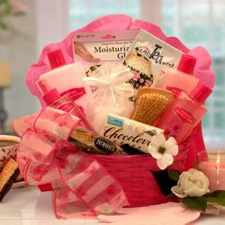 Pamper Me Perfect Relaxation Gift Basket